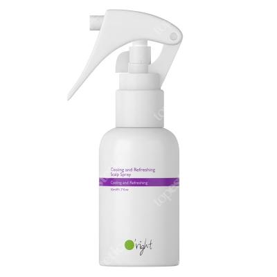 O right Cooling And Refreshing Scalp Spray Spray odświeżający, przeciwłojotokowy 50 ml