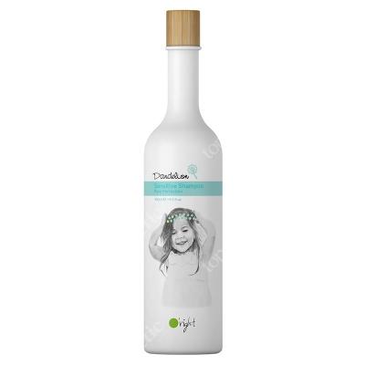 O right Dandelion Sensitive Shampoo Szampon dla dzieci i do wrażliwej skóry głowy 400 ml