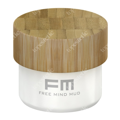 O right Free Mind Mud Pasta do stylizacji każdego rodzaju włosów 50 ml