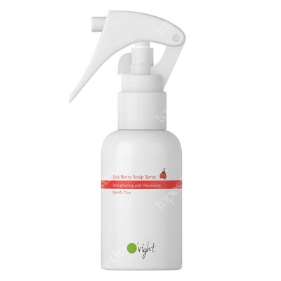 O right Goji Berry Scalp Spray Spray wzmacniający cebulki włosów 50 ml