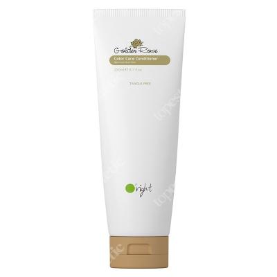 O right Golden Rose Conditioner Odżywka chroniąca kolor do włosów farbowanych 250 ml