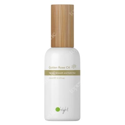 O right Golden Rose Oil Odżywczy olejek do włosów zniszczonych 100 ml