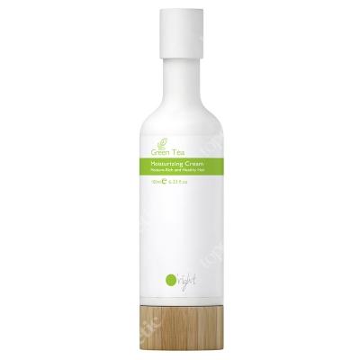 O right Green Tea Moisturizing Cream Krem nawilżający do każdego rodzaju włosów 180 ml