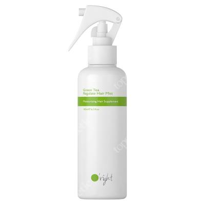 O right Green Tea Regulate Hair Mist Nawilżająca mgiełka do włosów normalnych 180 ml