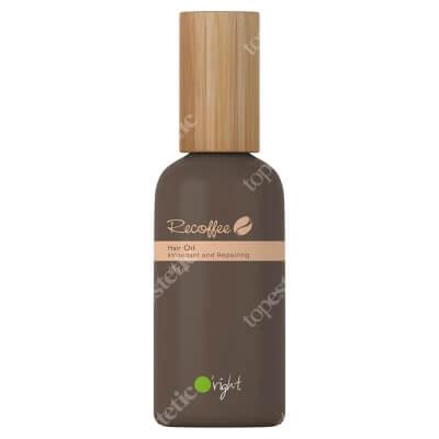 O right Hair Oil Antioxidant And Repairing Olejek kofeinowy do włosów zniszczonych 100 ml