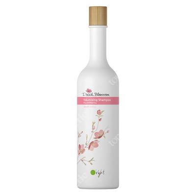 O right Peach Blossom Volumizing Shampoo Szampon nadający objętośćdo włosów cienkich 400 ml