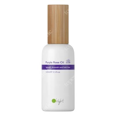 O right Purple Rose Oil Odżywczy olejek do włosów zniszczonych 100 ml