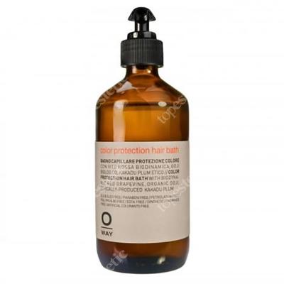 O Way Color Protection Hair Bath Szampon do włosów farbowanych 240 ml