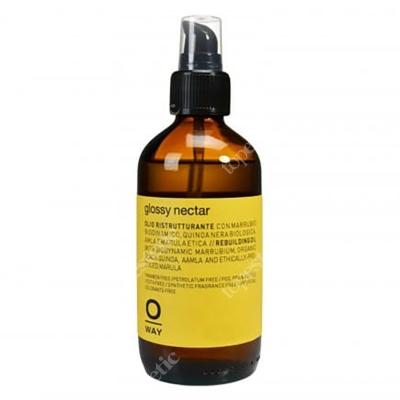 O Way Glossy Nectar Odbudowujący olejek 160 ml