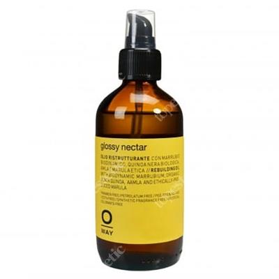 O Way Glossy Nectar Odbudowujący olejek 30 ml