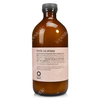 O Way Hmilk No Stress Mleczko odbudowujące wiązania dwusiarczkowe 500 ml