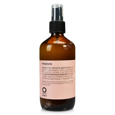 O Way Hrestore Fitokeratyna bogata w składniki organiczne i aminokwasy 240 ml