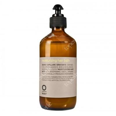 O Way Moisturizing Hair Bath Szampon do suchych włosów 240 ml