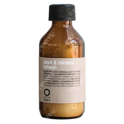 O Way Plant & Mineral Refresh Botaniczno-mineralny suchy szampon dodający objętości 36 g