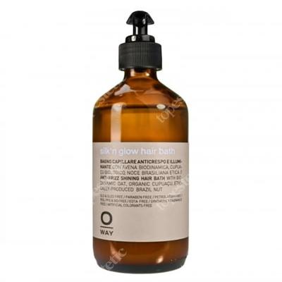 O Way Silk'n Glow Hair Bath Szampon do włosów suchych 240 ml