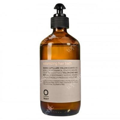 O Way Volumizing Hair Bath Szampon do włosów zwiększający objętość 240 ml