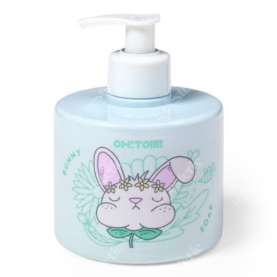 Oh Tomi Bunny Soap Naturalne mydło w płynie (mango i liczi) 300 ml