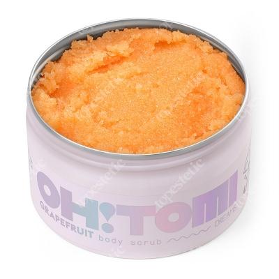 Oh Tomi Grapefruit Sugar Body Scrub Peeling do ciała - zapach Grejprfrut 250 g
