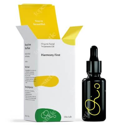 Oio Lab Harmony First Organiczna kuracja olejkowa do twarzy 30 ml