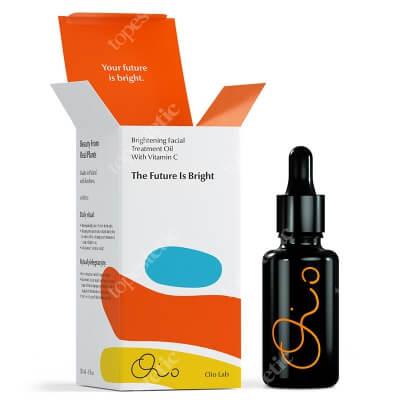 Oio Lab The Future Is Bright Kuracja rozjaśniająca z witaminą C do twarzy 30 ml