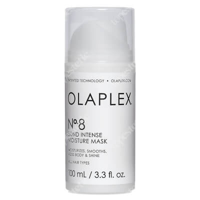 Olaplex Olaplex Bond Intense Moisture Mask No.8 Intensywna maska nawilżająca 100 ml