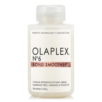 Olaplex Olaplex Bond Smoother No.6 Odbudowujący krem stylizujący bez spłukiwania 100 ml