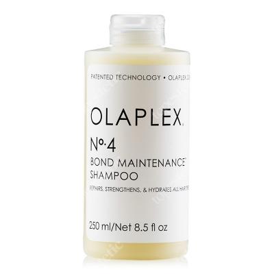 Olaplex Olaplex Bond Maintenance Shampoo No.4 Szampon regenerujący i nawilżający. Nadaje połysk i ułatwia układanie 250 ml