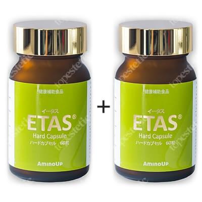 Oligo Elite Etas x 2 ZESTAW Roślinny ekstrakt z dolnej części szparaga Asparagus officinalis 60 kaps. x 2