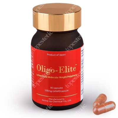 Oligo Elite Oligo Elite Ektrakt z liczi i zielonej herbaty 30 kaps.