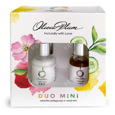 Olivia Plum Duo Mini Drip And Lift ZESTAW Serum nawilżające 10 ml + Serum regenerująco wygładzające 10 ml