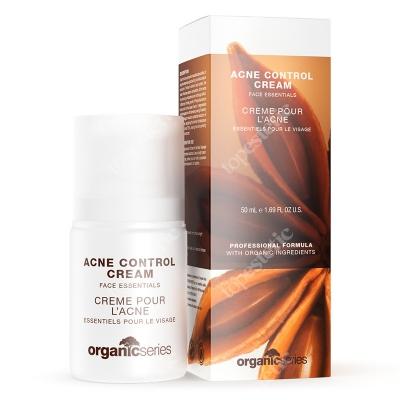 Organic Series Acne Control Cream Krem do cery trądzikowej 50 ml