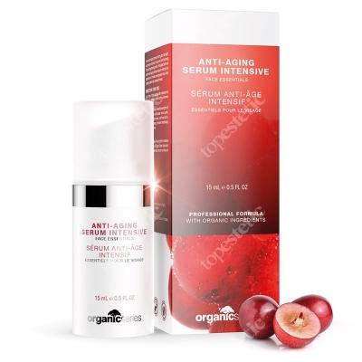 Organic Series Anti-Aging Serum Intensive Serum przeciwstarzeniowe 15 ml
