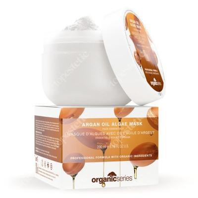 Organic Series Argan Oil Algae Mask Maska algowa z olejem arganowym 200 ml