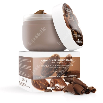 Organic Series Chocolate Humic Mask Maska czekoladowa do ciała 200 ml