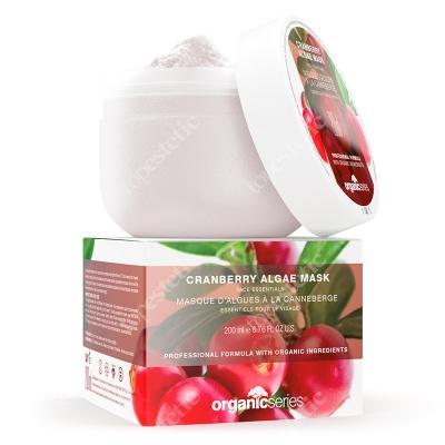 Organic Series Cranberry Algae Mask Maska algowa żurawinowa 200 ml