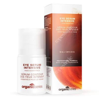 Organic Series Eye Serum Intensive Serum pod oczy 50 ml