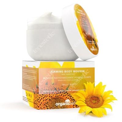 Organic Series Firming Body Mousse Mus do ciała ujędrniający 200 ml