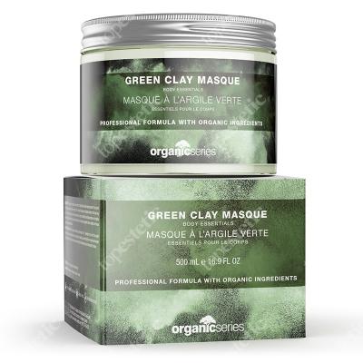 Organic Series Green Clay Masque Glinka zielona 200 ml