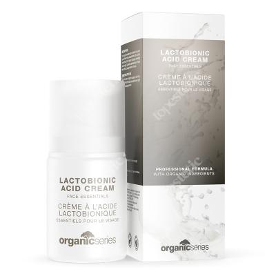 Organic Series Lactobionic Acid Cream Face Krem z kwasem laktobionowym 50 ml