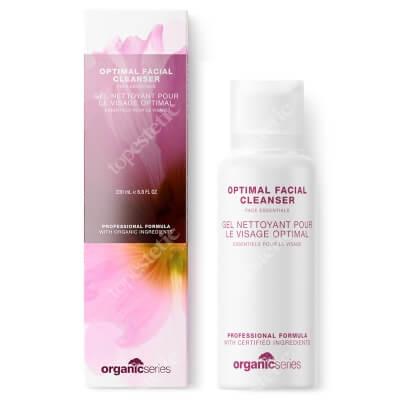 Organic Series Optimal Facial Cleanser Żel do demakijażu 200 ml