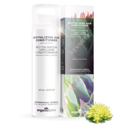 Organic Series Revitalizing Hair Conditioner Rewitalizująca odżywka do włosów 200 ml