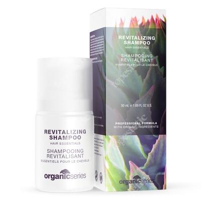 Organic Series Revitalizing Shampoo Rewitalizujący szampon do włosów 50 ml