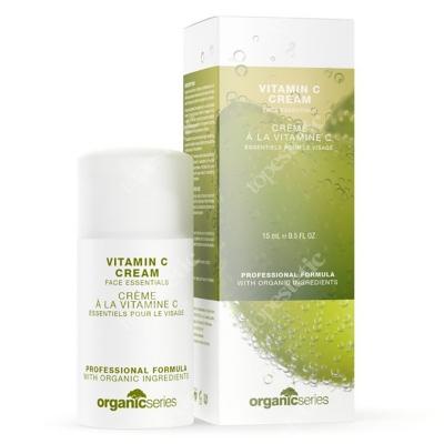 Organic Series Vitamin C Cream Krem z 5% witaminą C 15 ml