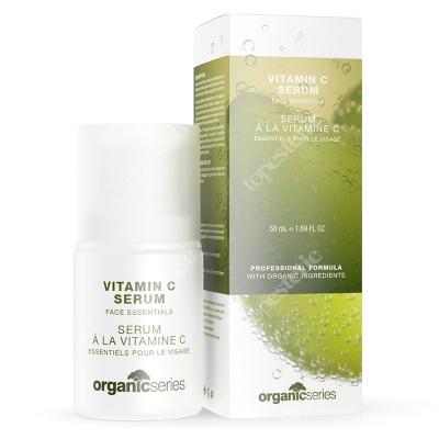 Organic Series Vitamin C Serum Serum z 10% witaminą C 50 ml