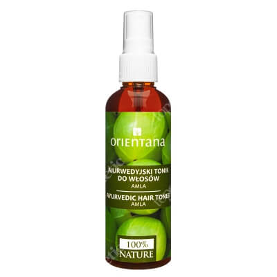 Orientana Ayurvedic Hair Toner Ajurwedyjski tonik do włosów 100 ml