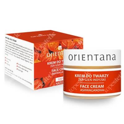 Orientana Day and Night Face Cream Krem do twarzy na dzień i noc - Żeń szeń indyjski 40 g