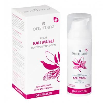 Orientana Face Day Cream Krem do twarzy Kali Musli na dzień 50 ml
