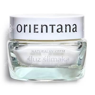 Orientana Natural Snail Cream Naturalny krem ze śluzem ślimaka 50 ml