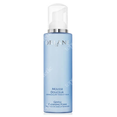 Orlane Gentle Cleansing Foam Face and Eyes Delikatna pianka do mycia twarzy i demakijażu oczu 200 ml