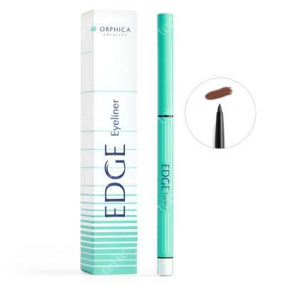 Orphica EDGE Eyeliner Kredka do oczu kolor brązowy